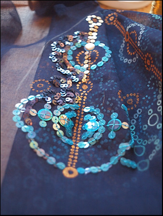 sequin pattern