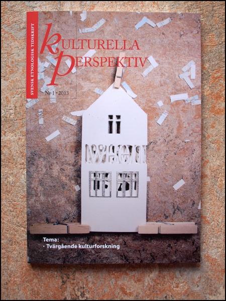 Kulturella perspektiv nr 1 2013