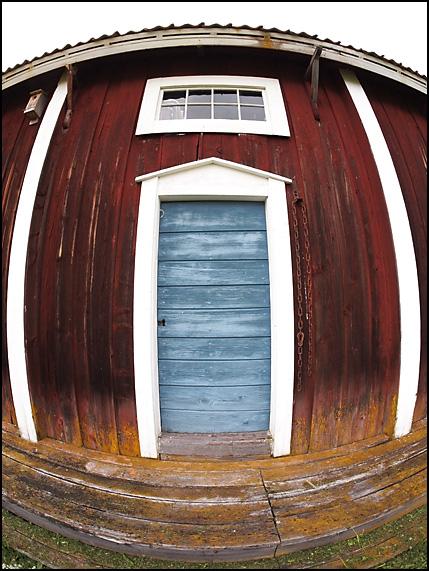portal into a time capsule