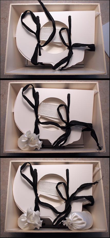 bok i låda