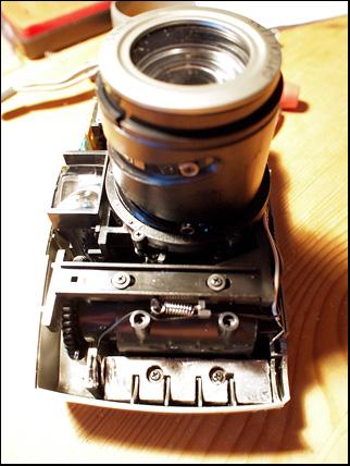 protax filmcamera
