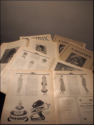 Damtidningar från 1924