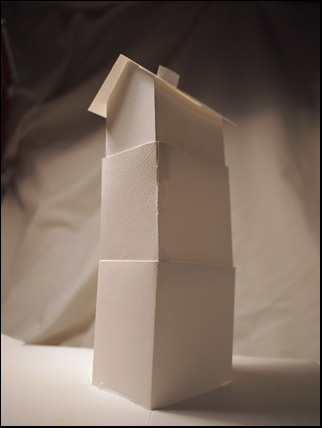 new paper house wip3
