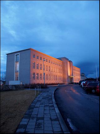University of Island i Reykjavik