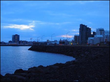 Reykjavik seeline