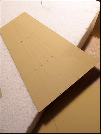 template sliceform pyramid