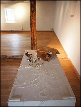 en plan för ett golv