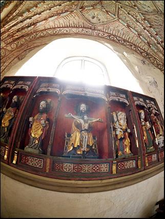 Ytterlännes gamla kyrka