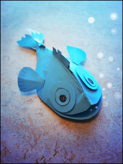 new fish pattern