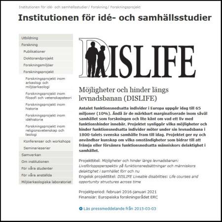 DISLIFE logo