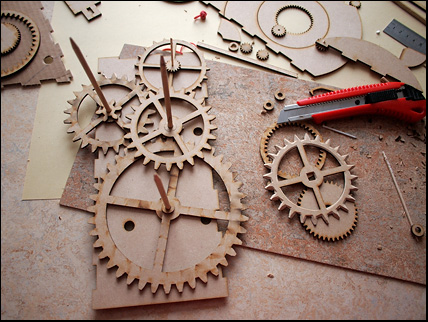 gear train test