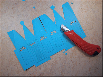 test cutting prototype